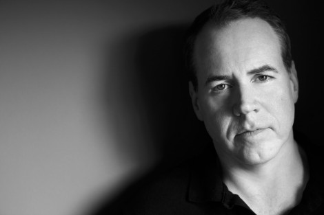 AN INSPIRATION: Bret Easton Ellis.