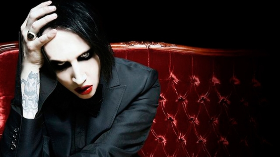 Marilyn Manson rediscovered himself and his music on his 2007 record Eat Me, Drink Me.
