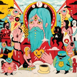 Father John Misty's record Fear Fun.