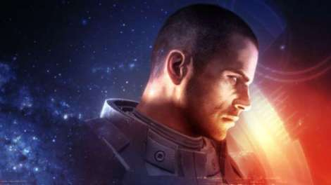 HERO: Mass Effect's main protagonist John Shepherd.