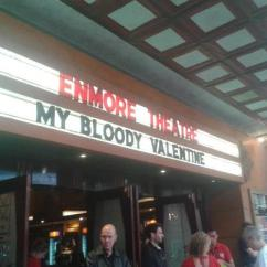 VALENTINE'S DAY: My Bloody Valentine return to Sydney after an extremely long absence.