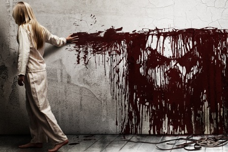 IN THE RED: Sinister attempts to transcend horror movie cliches.