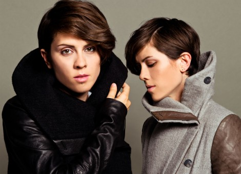 POP SONG FACTORY: Tegan and Sara.