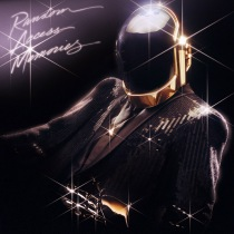 THRILLING LISTEN: On one of Random Access Memories' album cover releases, Daft Punk pays homage to Michael Jackson's Thriller.