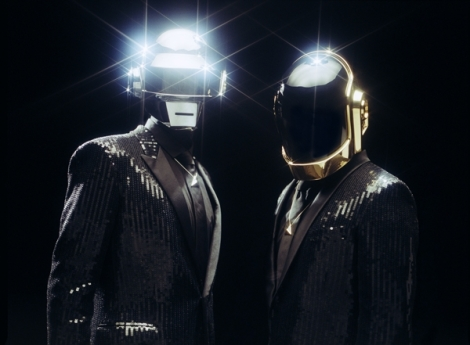 ROBOTS ROCK: Daft Punk have disappeared into their cosmic future world - and they have invited us to join them.