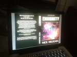 nick milligan enormity independent australian science fiction horror author