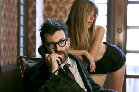 PHONE INTERVIEW: Mark Oliver Everett chatted to me over the phone from Los Angeles, possibly with a glamour model in his vicinity.