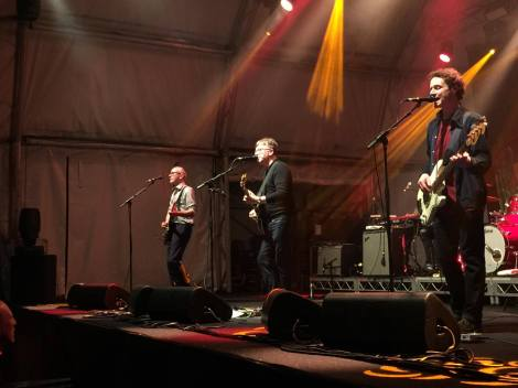 Teenage Fanclub Taronga zoo sydney 2017 twilight