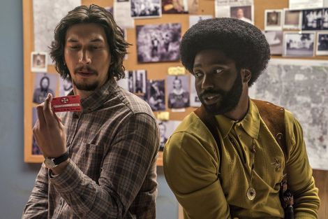Blackkklansman real story Stallworth Best Films 2018 Movies Spike Lee