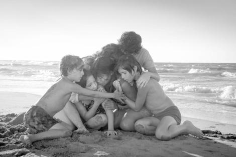 Roma themes Alfonso Cuaron riot Best Movies 2018 Netflix Films