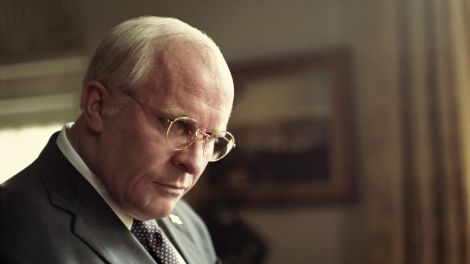 Cheney review 2018 Vice Adam McKay Bale interview Shakespeare