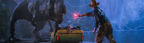 Jurassic Park review 1993 essay re-evaluated revisited explained
